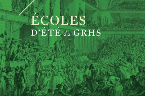 École doctorale du GRHS à Paris. Gouvernance et régulations sociales, XVIIIe – XXe siècles