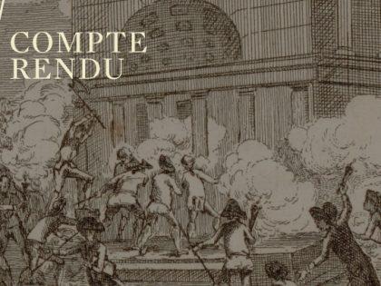 Christina Contandriopoulos, L'incendie des barrières: <br>le rôle mobilisateur de la critique architecturale <br>durant la Révolution française