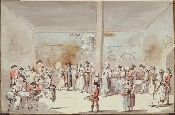 Dans les marges de la citoyenneté révolutionnaire. </br>Les femmes publiques dans la cité républicaine, 1789-1799