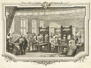 Histoire de l'édition. Problématiques et enjeux des partages disciplinaires (XVIe-XVIIIe siècles)